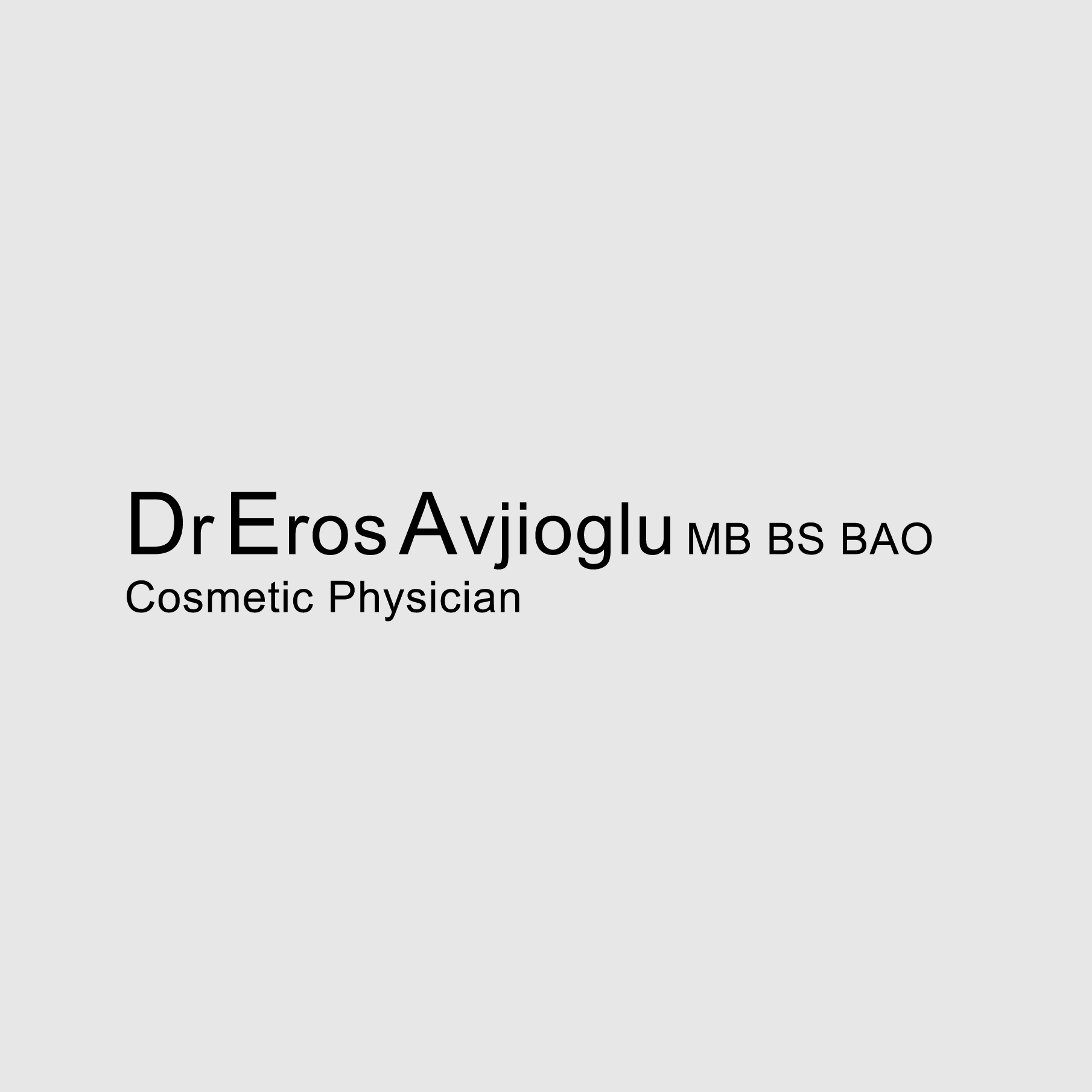 Dr Eros